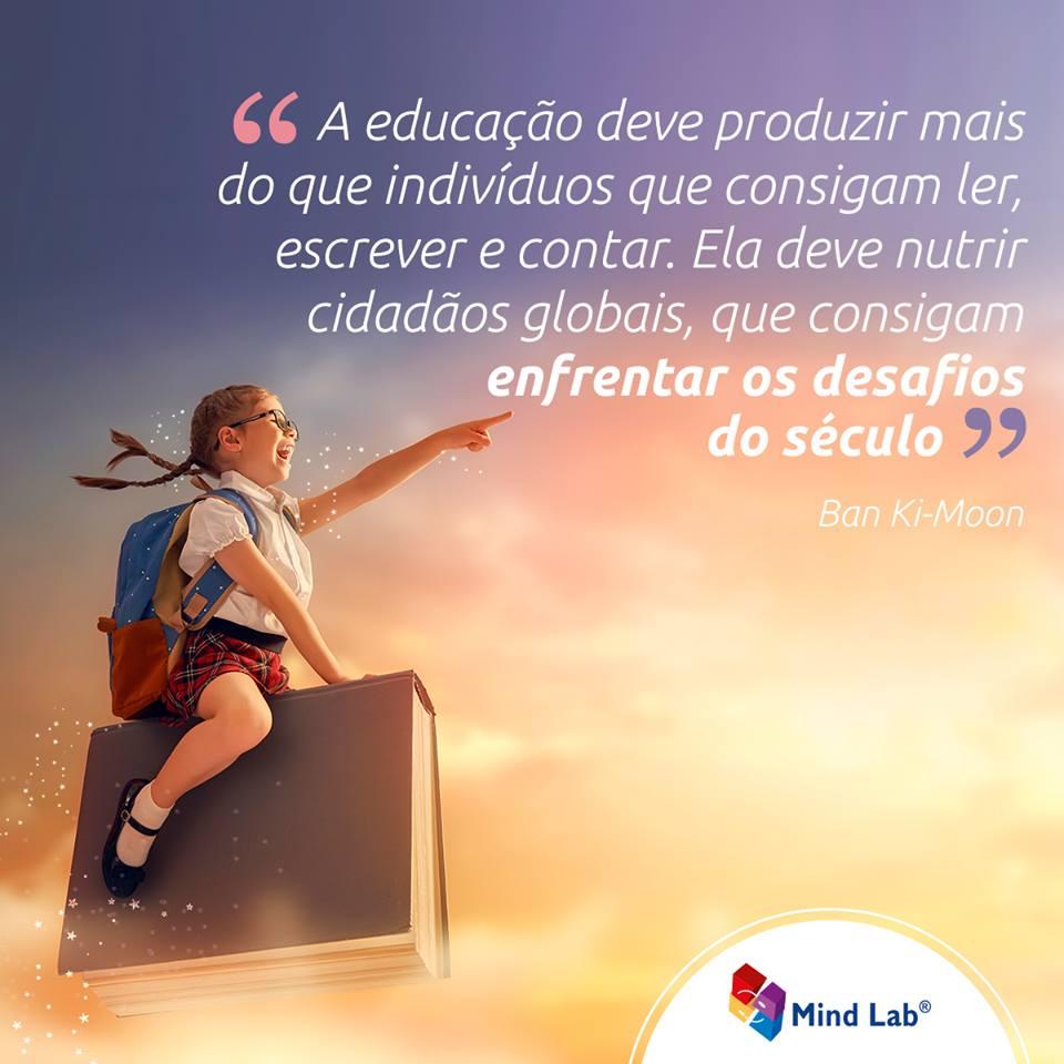 A adoção de modelos pedagógicos ativos para que o aluno vivencie na prática o dia a dia profissional e aprenda a enfrentar desafios